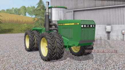John Deere 8900-series pour Farming Simulator 2017