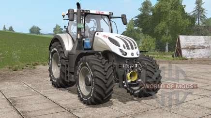 Steyr Terrus 6300 CVƬ für Farming Simulator 2017