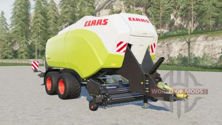 Claas Quadrant 5300 FȻ für Farming Simulator 2017