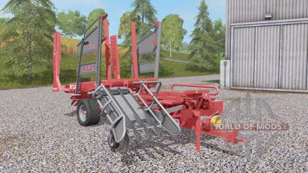Arcusin AutoStack FS 53-62 & FS 63-72 für Farming Simulator 2017