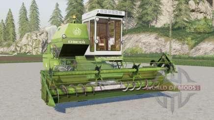 Jenissei 1200-1Ɱ für Farming Simulator 2017