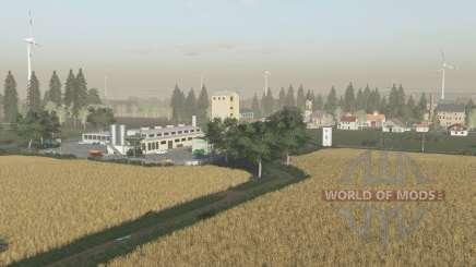 Birkenfeld v4.1 für Farming Simulator 2017