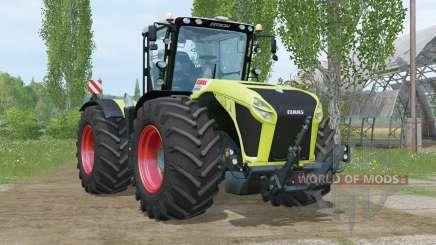 Claas Xerion 4500 Trac VƇ für Farming Simulator 2015