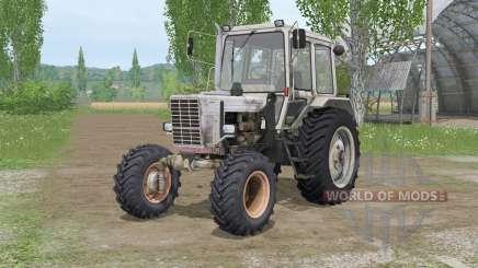 Mth-80 Belarus mit Gabelstaplerkonsole für Farming Simulator 2015