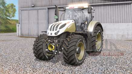 Steyr Terrus 6300 CVT für Farming Simulator 2017