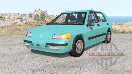 Egos v1.05 pour BeamNG Drive