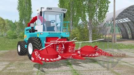 Mengele Mammut 6800 für Farming Simulator 2015