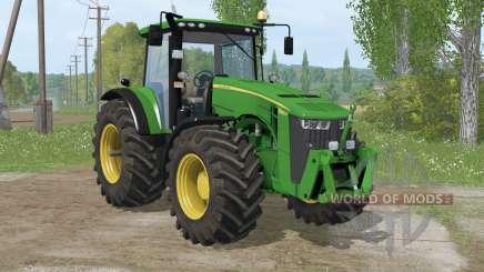 John Deere 8ვ60R für Farming Simulator 2015