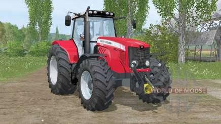 Massey Ferguson 7480 pour Farming Simulator 2015