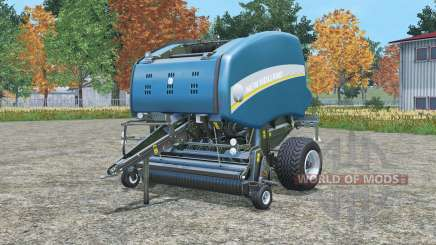 New Holland BigBaler 1290 & Roll-Belt 1ⴝ0 für Farming Simulator 2015
