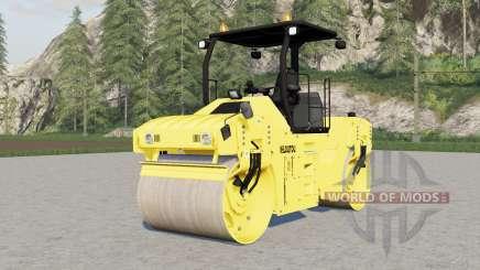 Caterpillar CB44B Kiloutou pour Farming Simulator 2017
