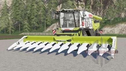 Claas Lexion ৪900 für Farming Simulator 2017