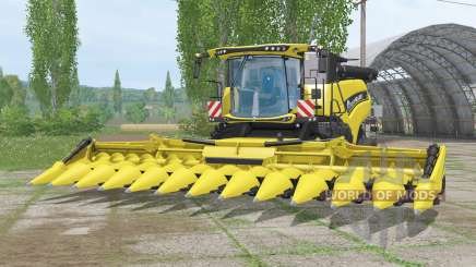 New Holland CR max harvesting speed increase pour Farming Simulator 2015