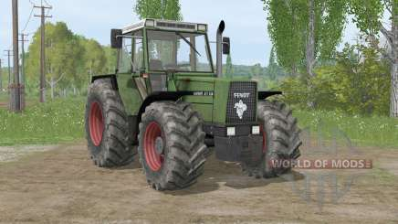 Fendt Favorit 611 LSA Turbomatiꝁ E für Farming Simulator 2015