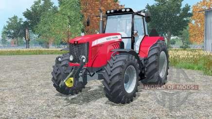 Massey Ferguson 7480 Dyna-V pour Farming Simulator 2015
