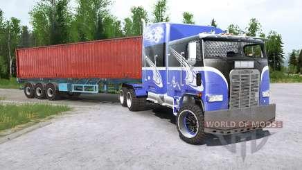 Freightliner F-A für MudRunner