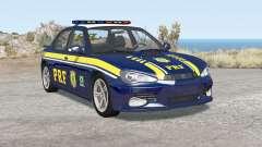 Hirochi Sunburst Brazilian PRF Police v1.1 für BeamNG Drive