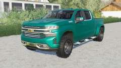 Chevrolet Silverado 1500 High Country Crew Cab pour Farming Simulator 2017
