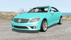 Mercedes-Benz CL 65 AMG (C216) 2007 pour BeamNG Drive