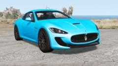 Maserati GranTurismo MC Stradale (M145) 2013 für BeamNG Drive
