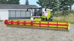 Claas Lexioᵰ 750 für Farming Simulator 2015