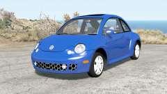 Volkswagen New Beetle Turbo S 2002 pour BeamNG Drive