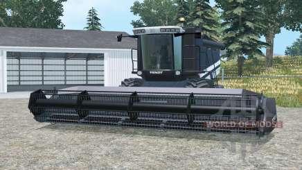 Fendt 9460 R Noir Beautɤ pour Farming Simulator 2015