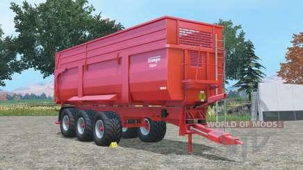 Krampe Big Body 900 Ꞩ für Farming Simulator 2015