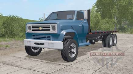 Chevrolet C70 flatbeᵭ pour Farming Simulator 2017