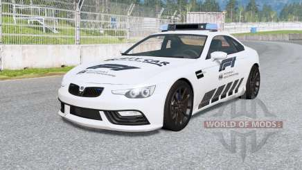 ETK K-Series F1 Safety Car pour BeamNG Drive
