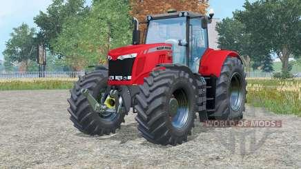 Massey Ferguson 7622 Dyɲa-6 pour Farming Simulator 2015