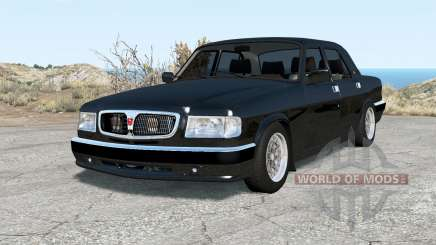 Gaz-3110 Volga pour BeamNG Drive