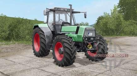 Deutz-Fahr AgroStar 6,71〡6,81 pour Farming Simulator 2017
