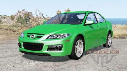 Mazda6 MPS (GG) 200ⴝ für BeamNG Drive