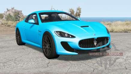 Maserati GranTurismo MC Stradale (M145) 2013 pour BeamNG Drive