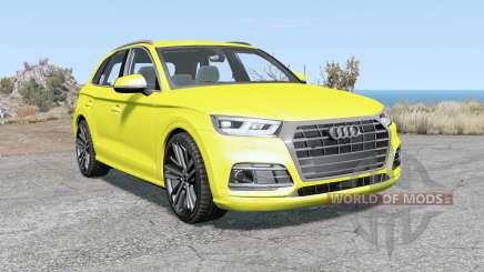Audi Q5 quattro 2019 für BeamNG Drive