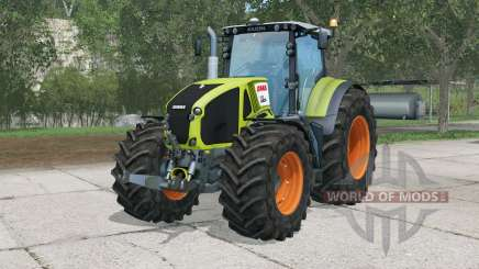 Claas Axioꝴ 950 pour Farming Simulator 2015