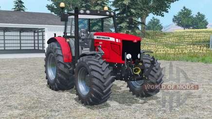 Massey Ferguson 6480 für Farming Simulator 2015