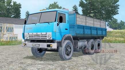 Kamaz-5510Զ pour Farming Simulator 2015