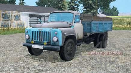 Gaz-Saz-3ƽ07 pour Farming Simulator 2015