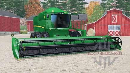 John Deere S5ⴝ0 pour Farming Simulator 2015