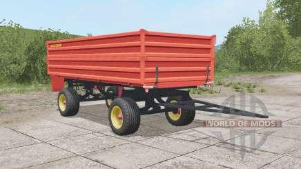 Zmaj Ꝝ89 für Farming Simulator 2017