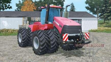 Fall IH Steiger 6೩0 für Farming Simulator 2015
