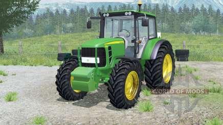 John Deere 63ろ0 pour Farming Simulator 2013