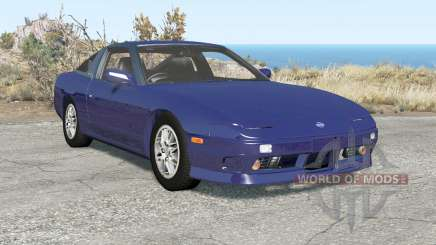 Nissan 180SX Type X (RPS13) 1996 pour BeamNG Drive