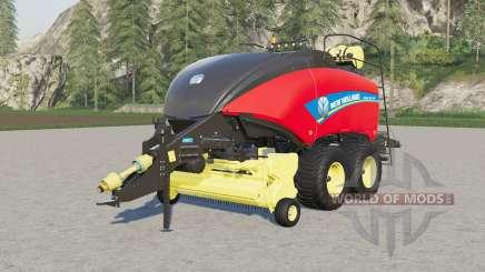New Holland BigBaler 340 customizable capacity für Farming Simulator 2017