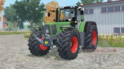 Fendt Favorit 824 Turboshifƫ pour Farming Simulator 2015