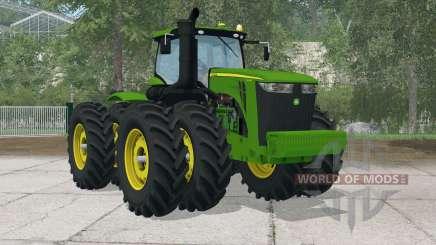 John Deere 9630〡9560R pour Farming Simulator 2015