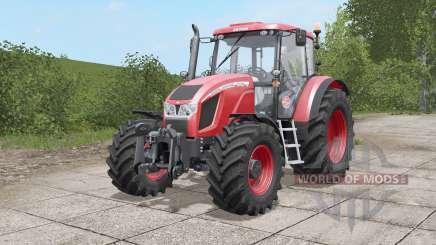 Zetor Forterra 130〡150 HD pour Farming Simulator 2017