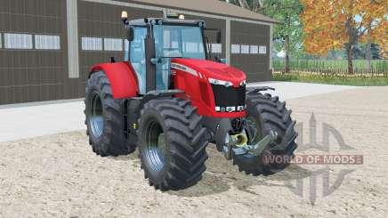 Massey Ferguson 7622 Dyᶇa-6 pour Farming Simulator 2015